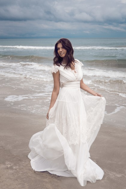 IDYLLIC WHITE DRESS