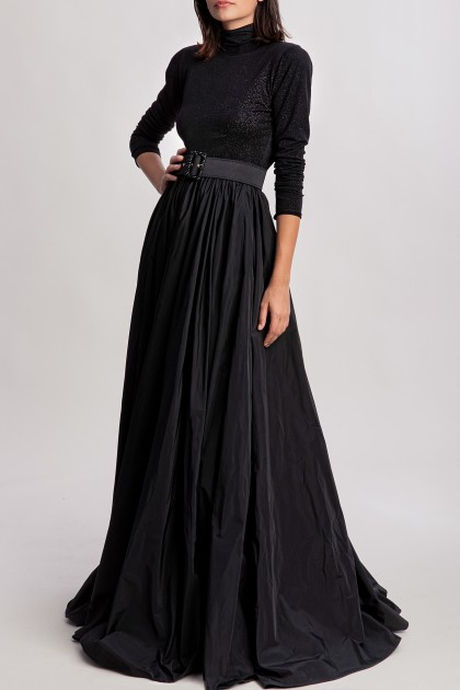 FULL SHAPE LONG SKIRT