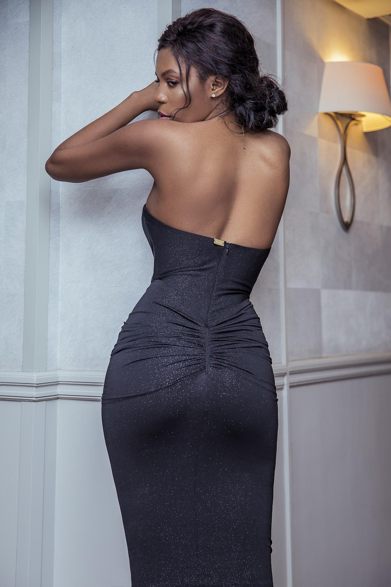 Black Weave Handle Shoulder Bag | PrettyLittleThing UAE