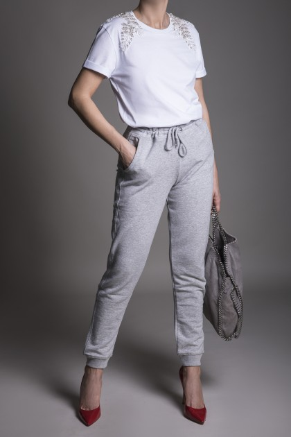 SIMPLE COMFY TRACK PANTS