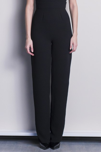 STYLISH CREPE PANTS