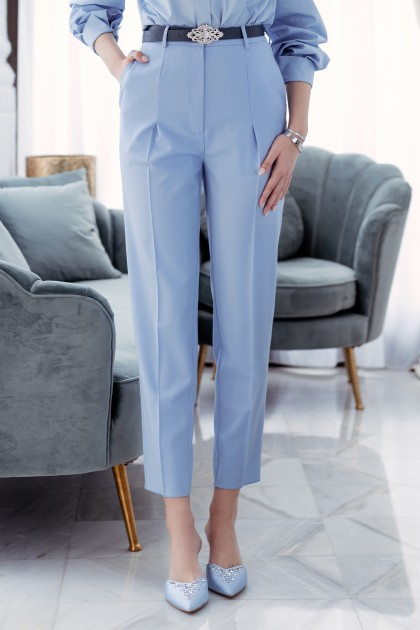 GRACEFUL STRAIGHT PANTS