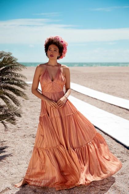 LYSA BOHO DRESS