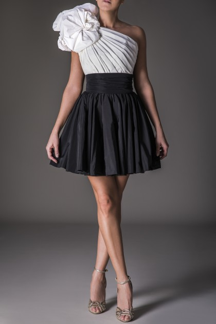 ELEANOR SHORT DRESS