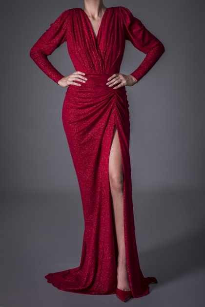RAYSA LONG DRESS