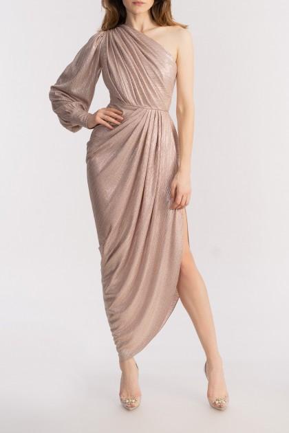 ADRIENNE JERSEY DRESS