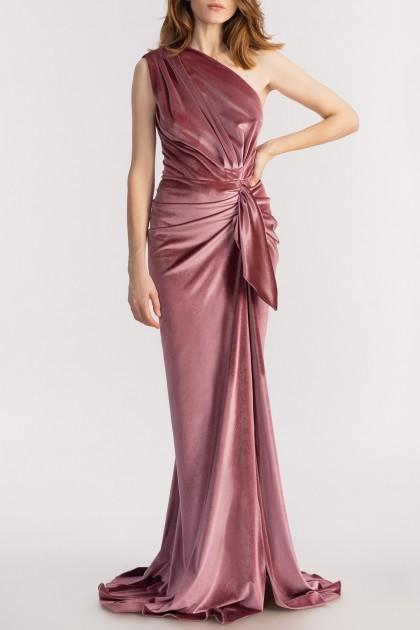 ELENA VELVET DRESS